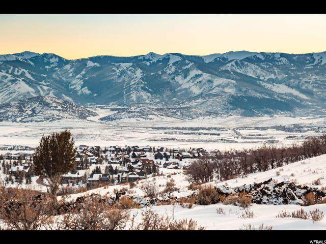 4566 Pinnacle Sky Loop, Park City, UT 84098 (MLS #1653104) :: High Country Properties