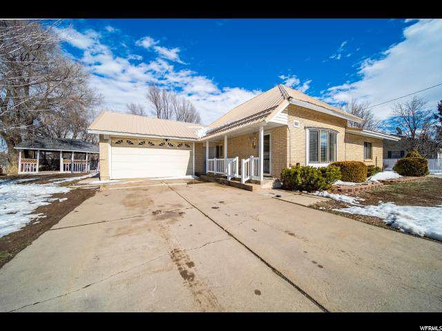 986 E South Weber Dr, South Weber, UT 84405 (#1653187) :: Doxey Real Estate Group