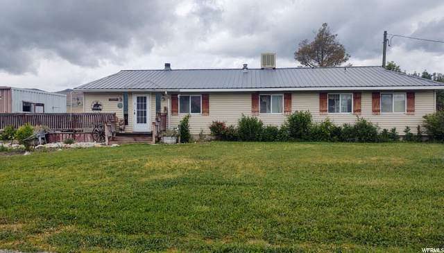27055 N 8800 W, Portage, UT 84331 (#1653495) :: Bustos Real Estate | Keller Williams Utah Realtors