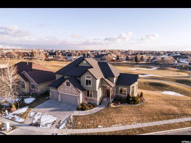 3673 W Augusta Dr, Syracuse, UT 84075 (#1653612) :: Doxey Real Estate Group
