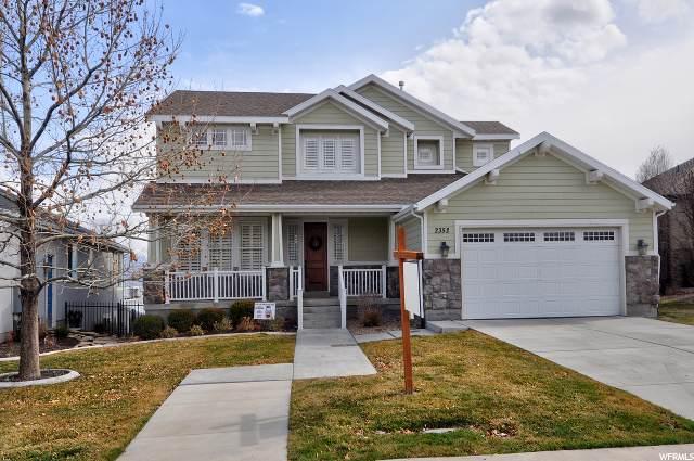 2352 S Shorewood Dr, Saratoga Springs, UT 84045 (#1653737) :: Bustos Real Estate | Keller Williams Utah Realtors