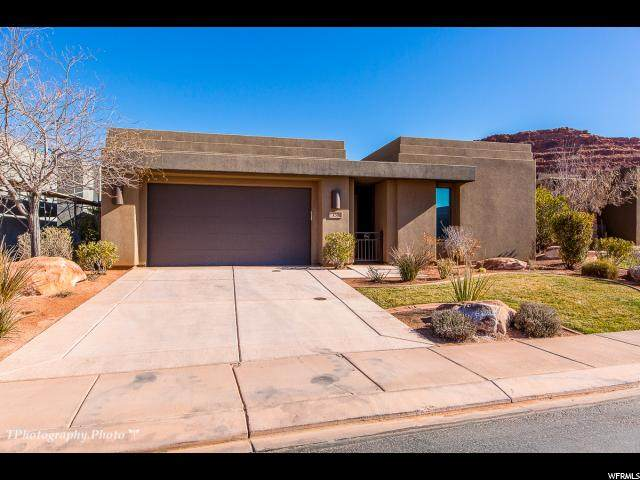 2139 W Cougar Rock Cir #138, St. George, UT 84770 (#1653761) :: Colemere Realty Associates