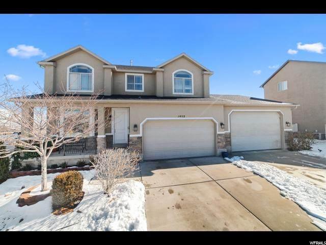 1402 S Rolling Sage Way W, Saratoga Springs, UT 84045 (#1653884) :: Big Key Real Estate