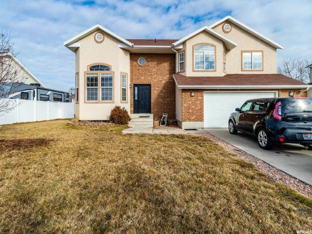 1656 W 475 N, West Point, UT 84015 (#1653918) :: Doxey Real Estate Group