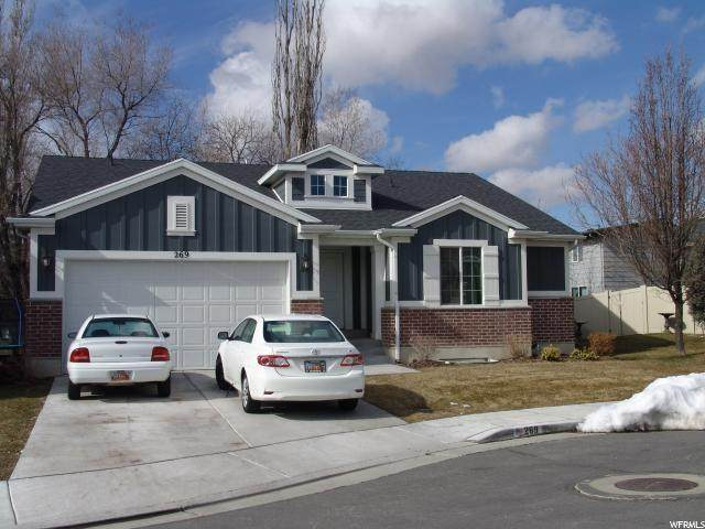 269 N 1125 W, Clearfield, UT 84015 (#1653941) :: Doxey Real Estate Group