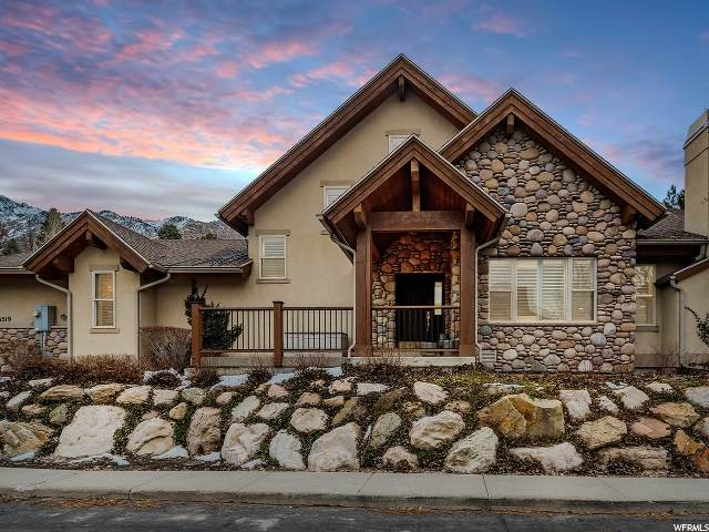 6519 S Canyon Ranch Rd, Holladay, UT 84121 (#1653976) :: RE/MAX Equity