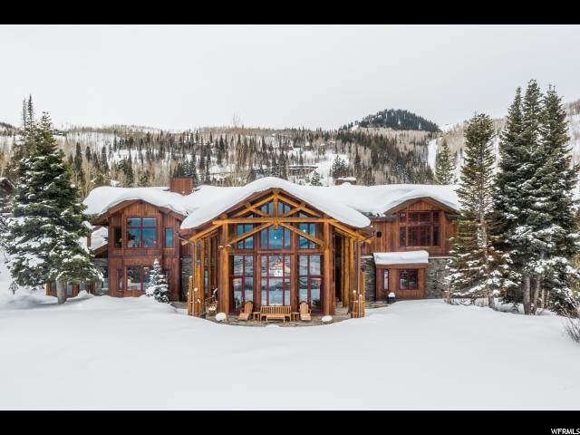27 White Pine Canyon Rd #19, Park City, UT 84060 (#1654162) :: Belknap Team