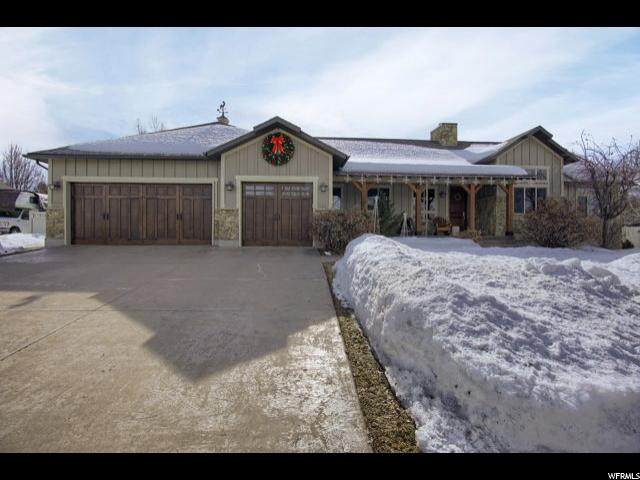 4007 W Ivy Ave, Mountain Green, UT 84050 (#1654233) :: Red Sign Team