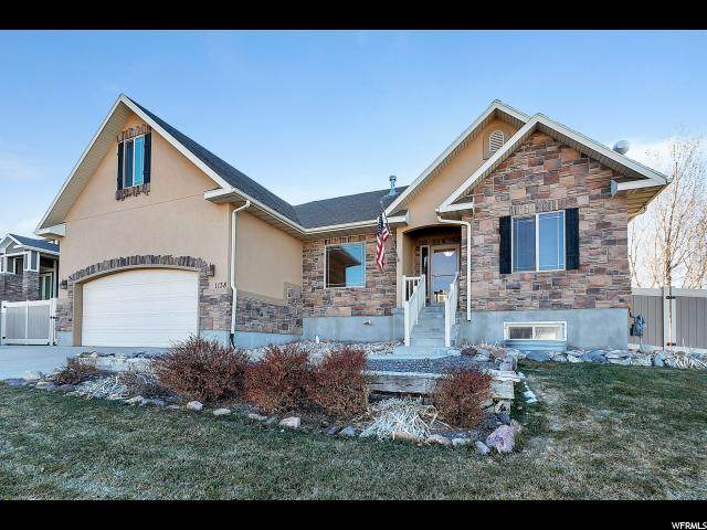 1138 S Valley View Dr, Santaquin, UT 84655 (#1654332) :: Red Sign Team