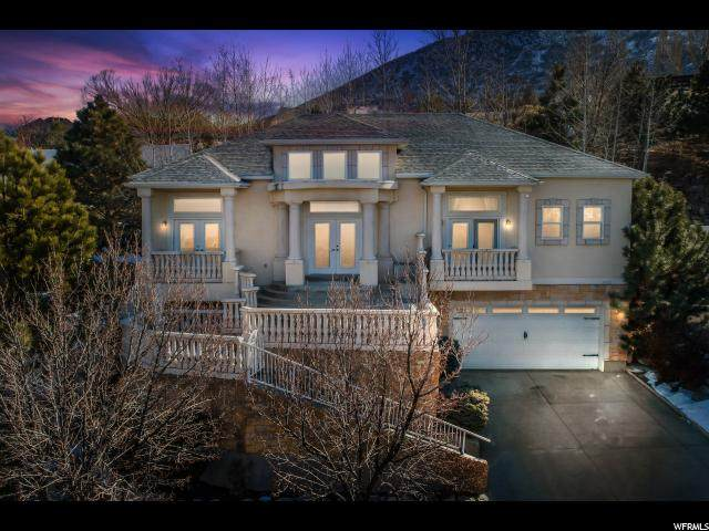14771 Brewster Dr, Draper, UT 84020 (#1654653) :: Von Perry | iPro Realty Network