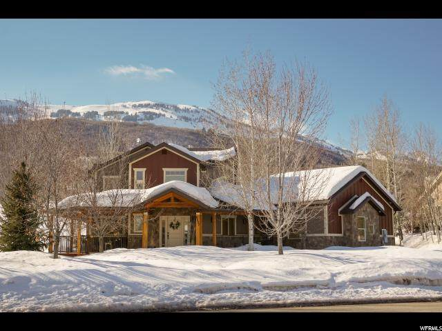 4557 N 3150 E, Liberty, UT 84310 (#1654660) :: Action Team Realty