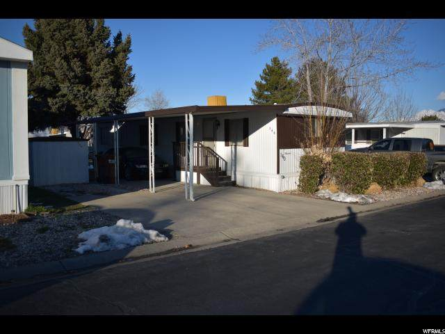 8000 S 4000 W #160, West Jordan, UT 84088 (#1654771) :: Big Key Real Estate