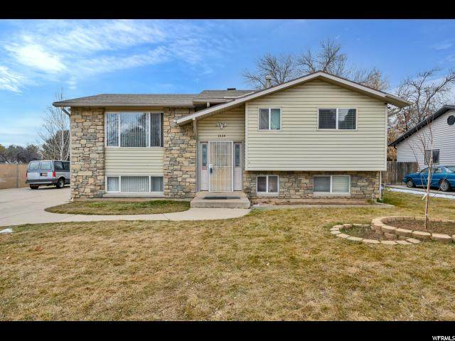 1434 S 1025 W, Syracuse, UT 84075 (#1654786) :: Doxey Real Estate Group