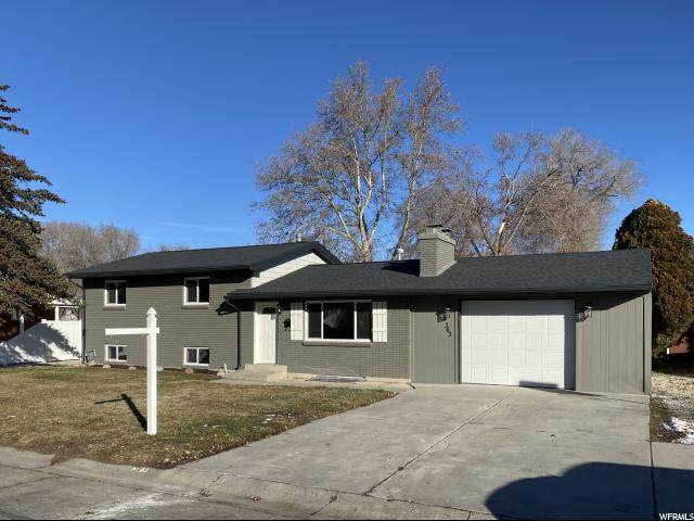 363 E Mountain View Dr, Sandy, UT 84070 (#1655031) :: Big Key Real Estate