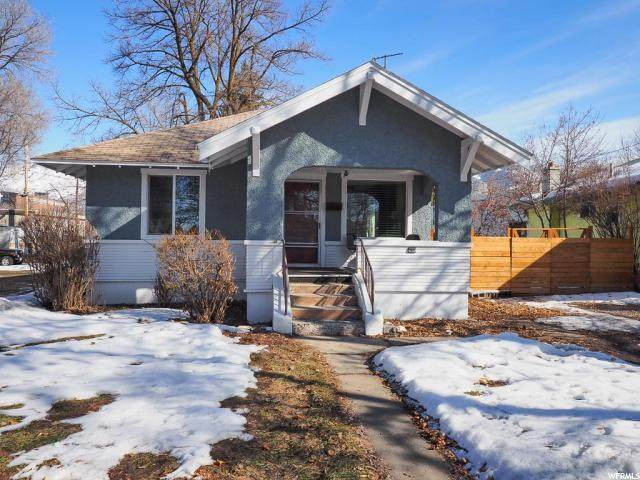 342 N 100 W, Logan, UT 84321 (#1655172) :: Colemere Realty Associates
