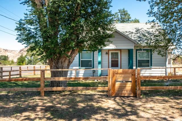 25 S 200 E, Escalante, UT 84726 (#1655181) :: Big Key Real Estate