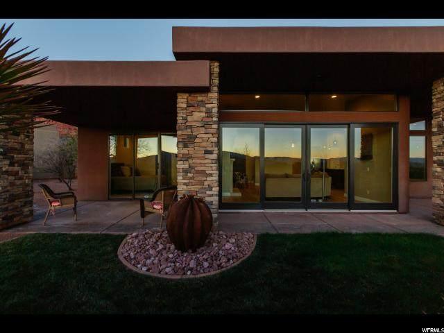 2139 W Cougar Rock Cir #132, St. George, UT 84770 (#1655207) :: Bustos Real Estate | Keller Williams Utah Realtors