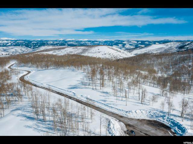 810 N Trappers Rd, Heber City, UT 84032 (#1655219) :: Big Key Real Estate