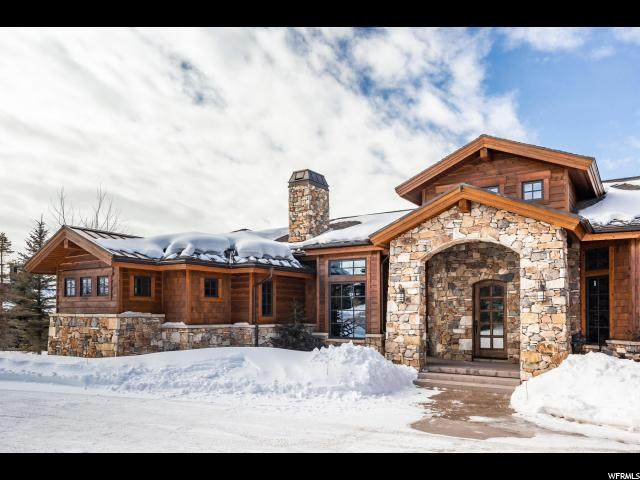 7555 N Ranch Club Trl #23, Park City, UT 84098 (#1655233) :: Colemere Realty Associates