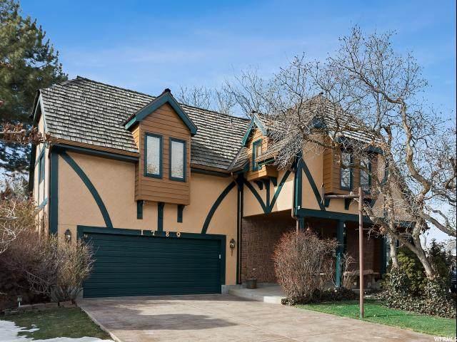 1789 N Stayner Dr, Farmington, UT 84025 (#1655236) :: Utah Best Real Estate Team | Century 21 Everest