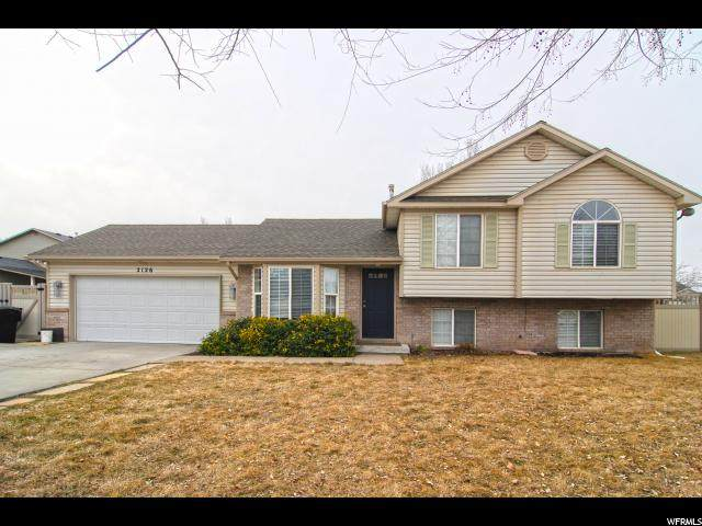 2126 S 1350 W, Woods Cross, UT 84087 (#1655280) :: Big Key Real Estate