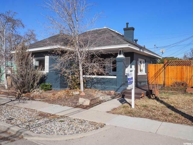 915 E Bryan Ave, Salt Lake City, UT 84105 (#1655335) :: Red Sign Team