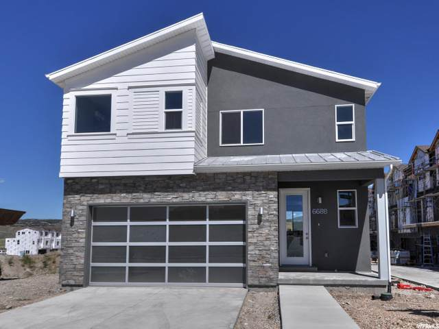 6688 Mountain Maple Dr #25, Park City, UT 84098 (#1655555) :: goBE Realty