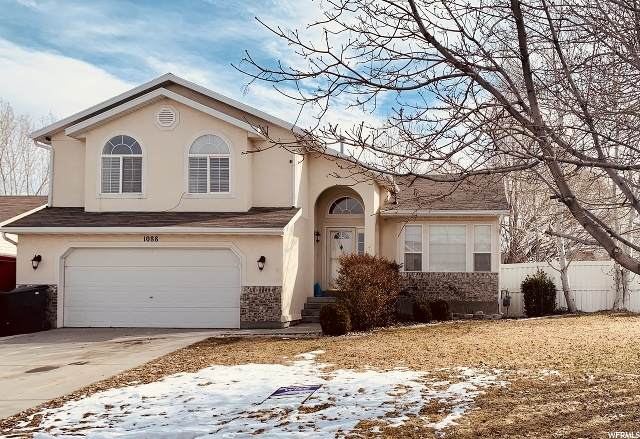 1088 N 550 E, Tooele, UT 84074 (MLS #1655910) :: Lookout Real Estate Group