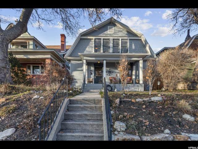 775 3RD Ave, Salt Lake City, UT 84103 (#1656019) :: Bustos Real Estate | Keller Williams Utah Realtors