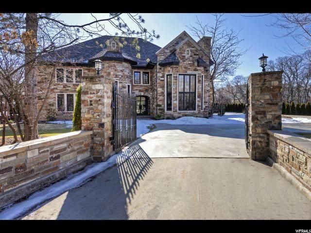 2720 E Shady Brook Ln, Holladay, UT 84121 (#1656105) :: Bustos Real Estate | Keller Williams Utah Realtors