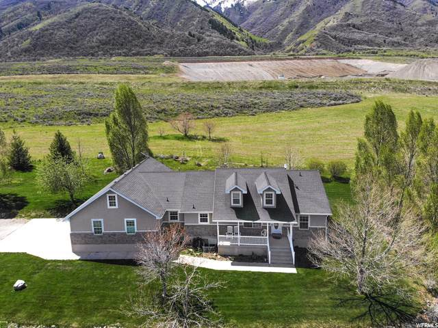 4870 W 4600 S, Wellsville, UT 84339 (MLS #1656185) :: Lookout Real Estate Group