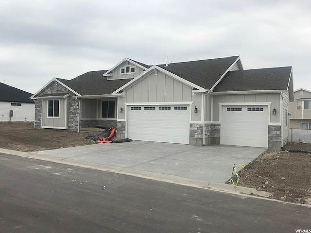 6416 W Lily Cove Ln S #001, West Valley City, UT 84128 (MLS #1656191) :: Lookout Real Estate Group