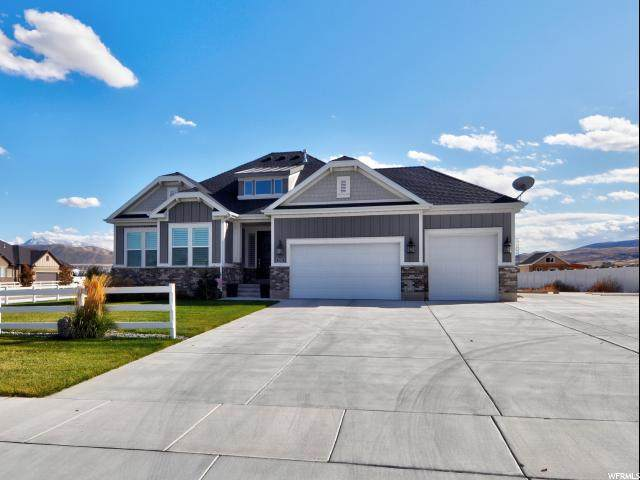 3351 W Oxfordshire Dr, Bluffdale, UT 84065 (#1656331) :: Red Sign Team