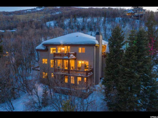 3344 Buckboard Dr, Park City, UT 84098 (MLS #1656665) :: High Country Properties
