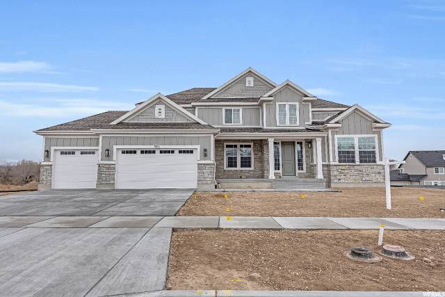 11674 S Junegrass Dr, Draper, UT 84020 (#1656821) :: Gurr Real Estate