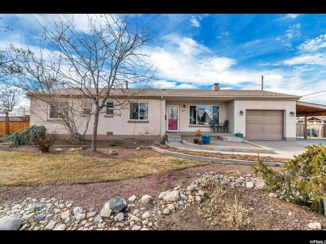 5872 S Sagewood Dr W, Murray, UT 84107 (#1657016) :: Red Sign Team