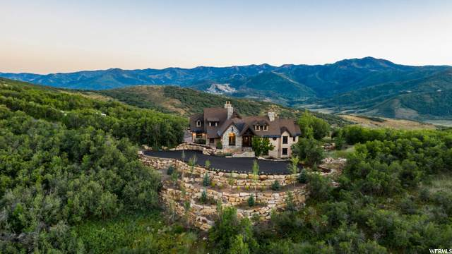 1855 Red Hawk Trl, Park City, UT 84098 (#1657349) :: Colemere Realty Associates