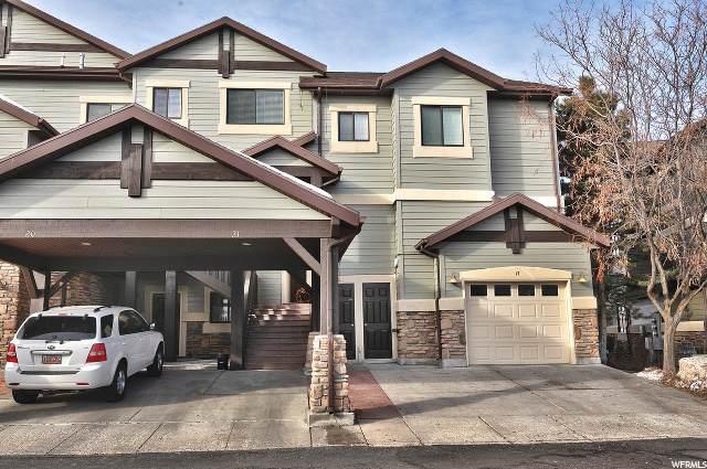 6486 E Hwy 39 S #21, Huntsville, UT 84317 (MLS #1657619) :: Lawson Real Estate Team - Engel & Völkers