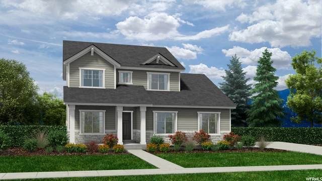 1040 S 1400 W #118, Springville, UT 84663 (#1657719) :: The Perry Group