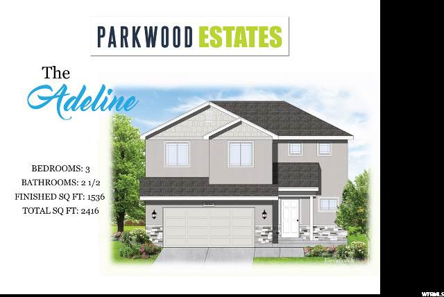5944 S Park Wood Dr W, Kearns, UT 84118 (MLS #1657775) :: Lookout Real Estate Group