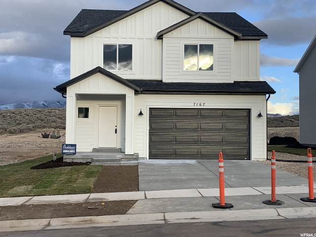 7167 N Slick Rock Way E, Eagle Mountain, UT 84005 (#1658589) :: The Fields Team
