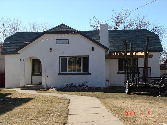186 S 100 W, Tooele, UT 84074 (#1658641) :: Big Key Real Estate