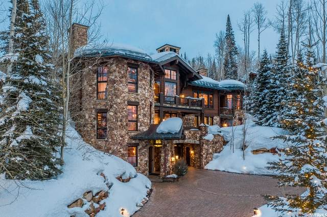 1 Hawkeye Pl, Park City, UT 84060 (#1658839) :: Livingstone Brokers
