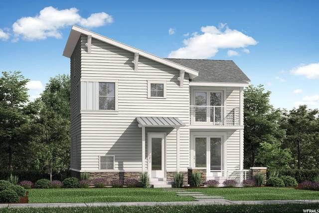 6694 Yarrow Ln #44, Park City, UT 84098 (#1658859) :: Utah City Living Real Estate Group