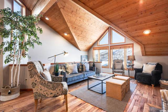 1184 N Lowell Ave, Park City, UT 84060 (#1658870) :: Doxey Real Estate Group