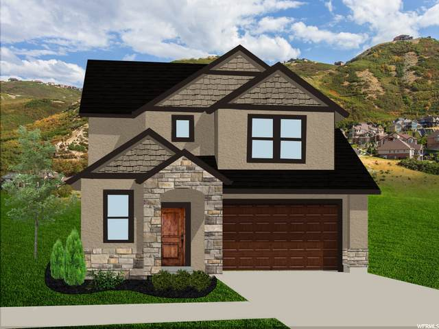 1233 E Delacroix Dr, Draper, UT 84020 (#1659424) :: Big Key Real Estate