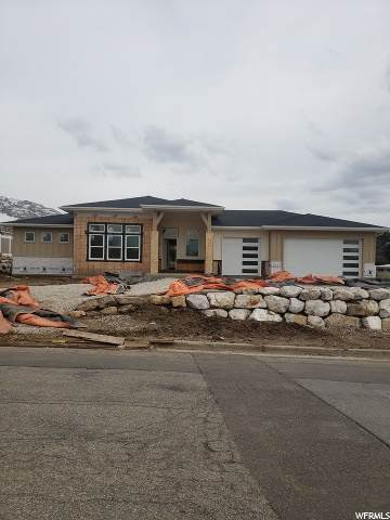 4462 N 350 W Lot 3, Pleasant View, UT 84414 (#1659774) :: Doxey Real Estate Group