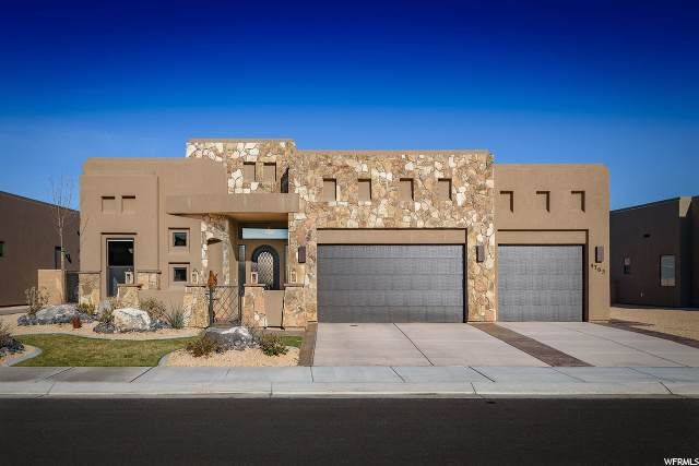 4765 N Cottontail Dr, St. George, UT 84770 (#1659877) :: Red Sign Team