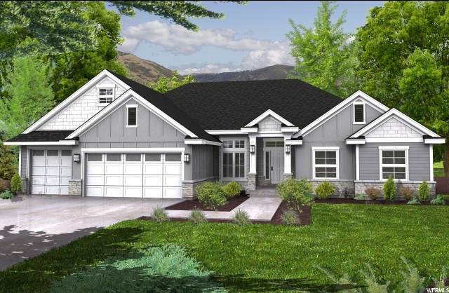 2670 W 5700 S #5, Wellsville, UT 84339 (#1660341) :: Doxey Real Estate Group