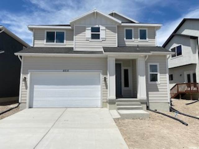 4816 E Hidden Steppe Bnd #2048, Eagle Mountain, UT 84005 (MLS #1661386) :: Lookout Real Estate Group